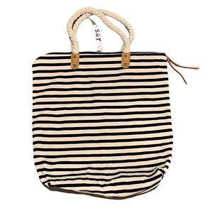 Summer & Rose Striped Tote, Brittany Tote
